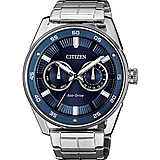 montre seul le temps homme Citizen Style BU4027-88L