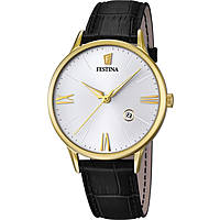 montre seul le temps homme Festina Correa Clasico F16825/1