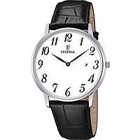 montre seul le temps homme Festina Correa Clasico F6831/1