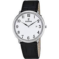 montre seul le temps homme Festina Correa Clasico F6839/1