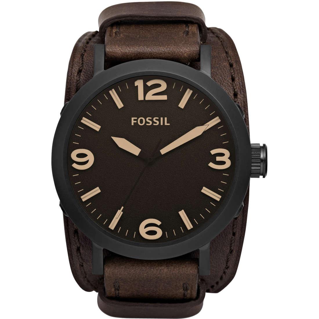 montre seul le temps homme Fossil JR1365