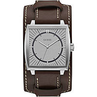 montre seul le temps homme Guess Monarch W1036G2