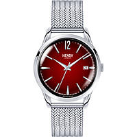 montre seul le temps homme Henry London Chancery HL39-M-0097