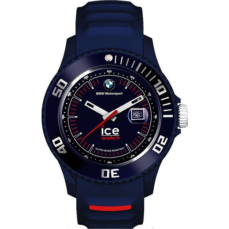 montre seul le temps homme ICE WATCH Bmw Motorsport BM.SI.DBE.B.S.13