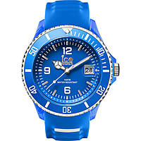 montre seul le temps homme ICE WATCH Ice-Sporty SR.3H.BWE.BB.S.15