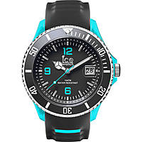 montre seul le temps homme ICE WATCH Ice-Sporty SR.3H.GSB.BB.S.15