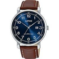 montre seul le temps homme Lorus Classic RH929JX9