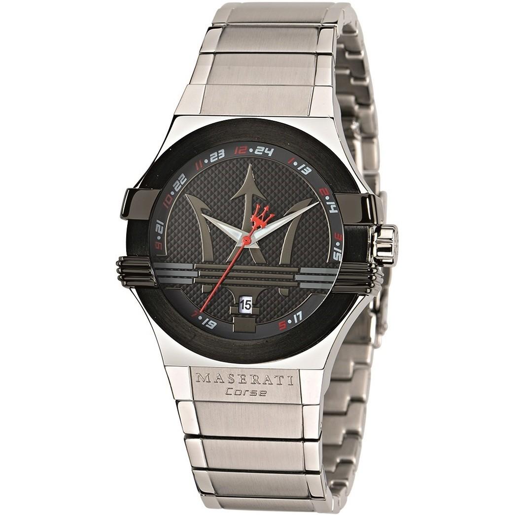 montre seul le temps homme Maserati POTENZA R8853108001