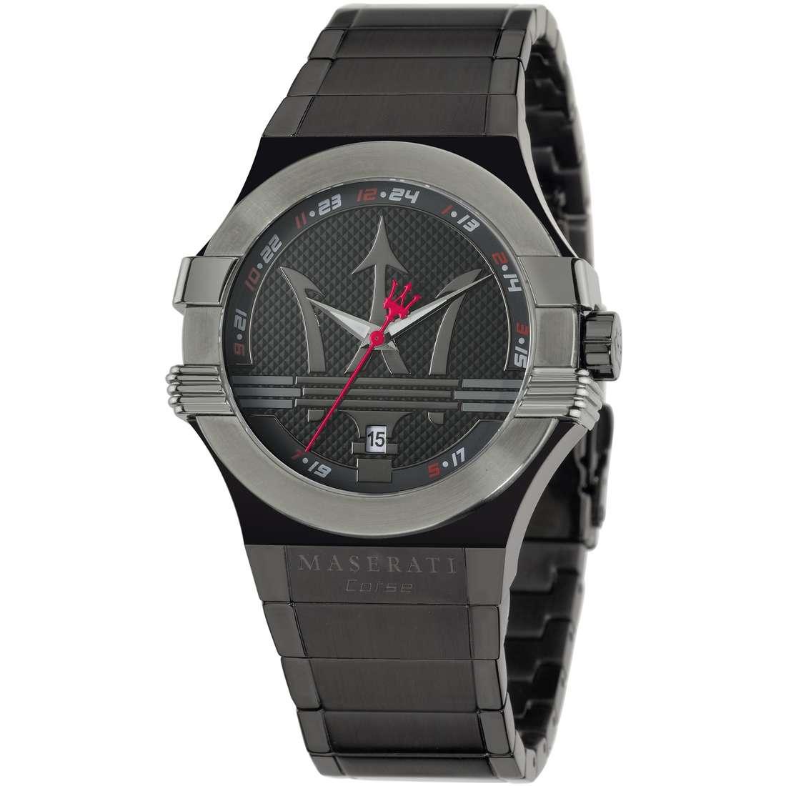 montre seul le temps homme Maserati POTENZA R8853108003