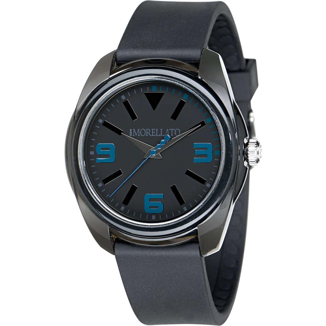 montre seul le temps homme Morellato Black & White R0151101011
