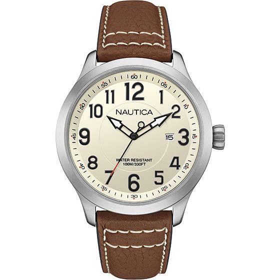 montre seul le temps homme Nautica Ncc 01 NAI10005G