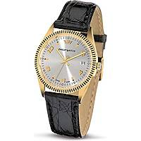 montre seul le temps homme Philip Watch Caribe R8051121015