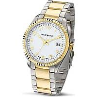 montre seul le temps homme Philip Watch Caribe R8253597016