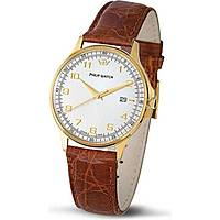 montre seul le temps homme Philip Watch Challenge R8051160145