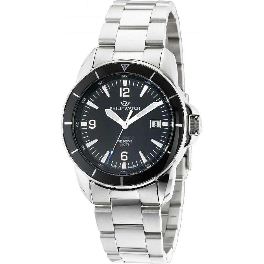 montre seul le temps homme Philip Watch Cruiser R8223194001