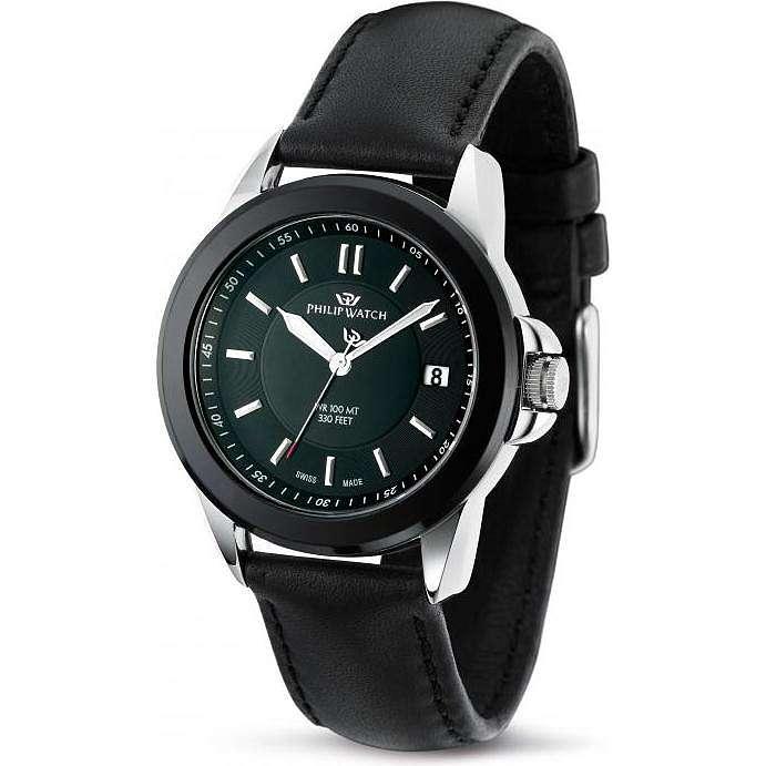 montre seul le temps homme Philip Watch Cruiser R8251194025