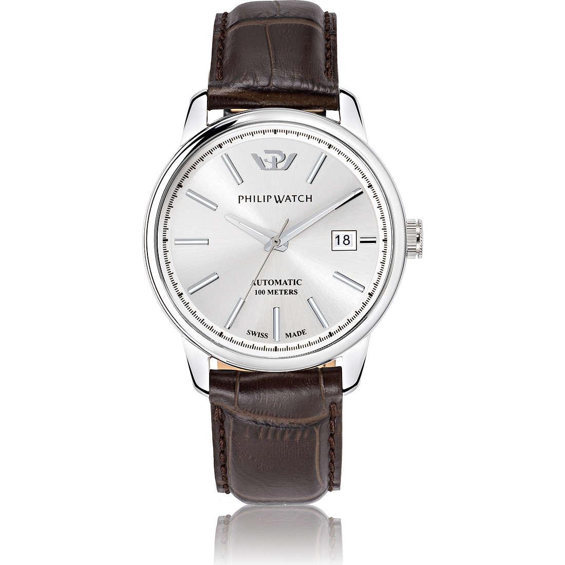 montre seul le temps homme Philip Watch Kent R8221178001