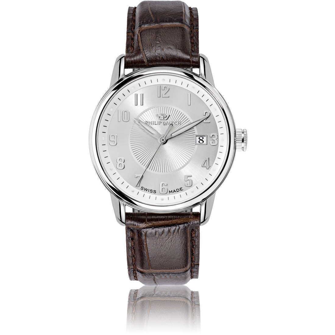montre seul le temps homme Philip Watch Kent R8251178010