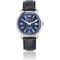 montre seul le temps homme Philip Watch Kent R8271178008