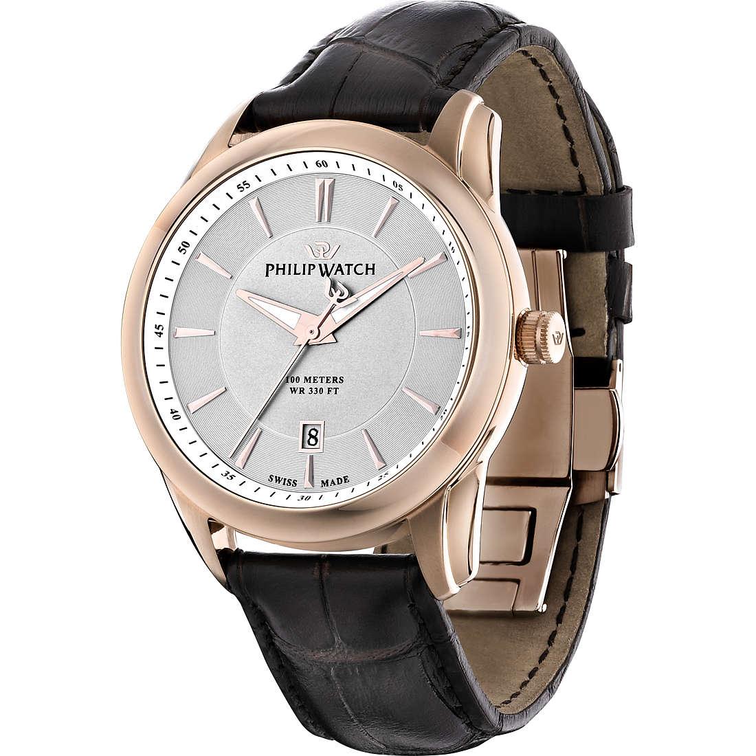 montre seul le temps homme Philip Watch Seahorse R8251196004