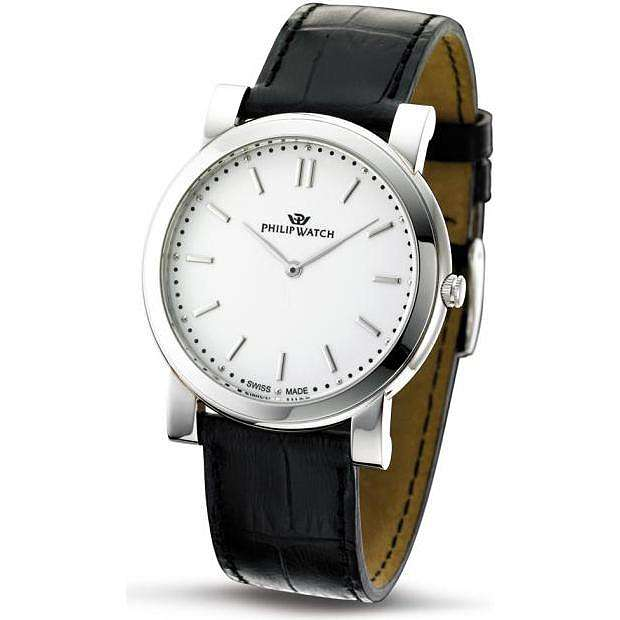 montre seul le temps homme Philip Watch Slim R8251193245