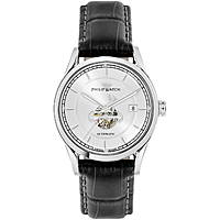 montre seul le temps homme Philip Watch Sunray R8221180010