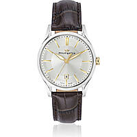 montre seul le temps homme Philip Watch Sunray R8251180004