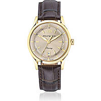 montre seul le temps homme Philip Watch Sunray R8251180006