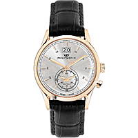 montre seul le temps homme Philip Watch Sunray R8251180008