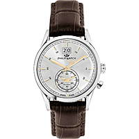 montre seul le temps homme Philip Watch Sunray R8251180009