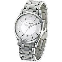 montre seul le temps homme Philip Watch Sunray R8253180001
