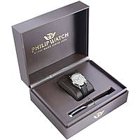 montre seul le temps homme Philip Watch Sunray R8271908008
