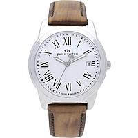 montre seul le temps homme Philip Watch Timeless R8251495002