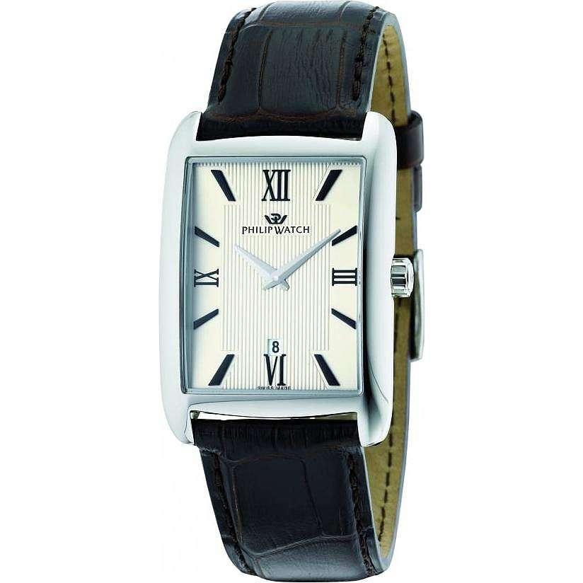 montre seul le temps homme Philip Watch Trafalgar R8251174001