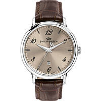 montre seul le temps homme Philip Watch Truman R8251595004