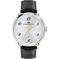 montre seul le temps homme Philip Watch Truman R8251595006