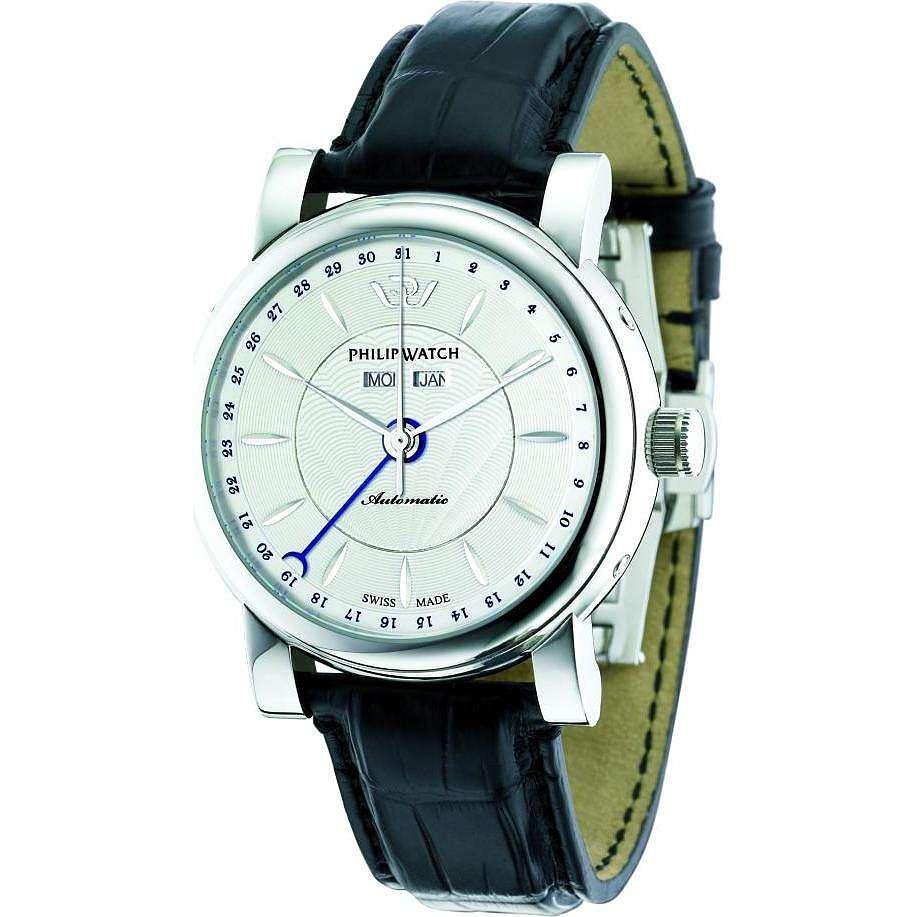montre seul le temps homme Philip Watch Wales R8221193003