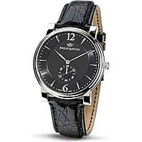 montre seul le temps homme Philip Watch Wales R8251193025