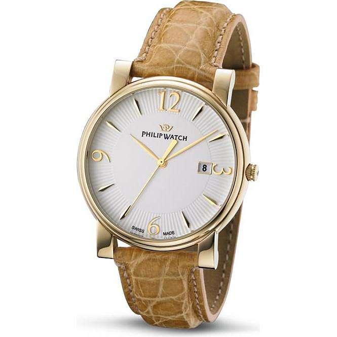 montre seul le temps homme Philip Watch Wales R8251193045