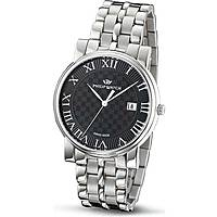 montre seul le temps homme Philip Watch Wales R8253193125