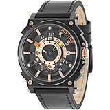 montre seul le temps homme Police Compass R1451286002