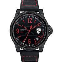 montre seul le temps homme Scuderia Ferrari Formula FER0830271