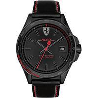 montre seul le temps homme Scuderia Ferrari Pilota FER0830497