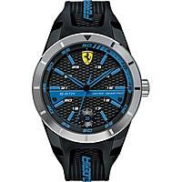 montre seul le temps homme Scuderia Ferrari Red FER0830252