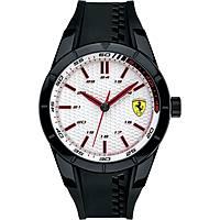 montre seul le temps homme Scuderia Ferrari Red FER0830300