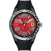 montre seul le temps homme Scuderia Ferrari Redrev FER0830335