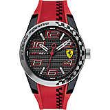 montre seul le temps homme Scuderia Ferrari Redrev FER0830338