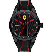 montre seul le temps homme Scuderia Ferrari Redrev FER0830481