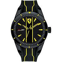 montre seul le temps homme Scuderia Ferrari Redrev FER0830482