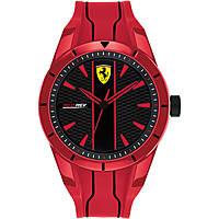 montre seul le temps homme Scuderia Ferrari Redrev FER0830496